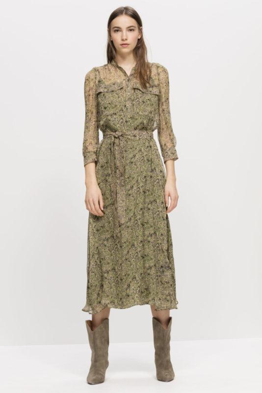suknia długa luisa cerano zima 2020