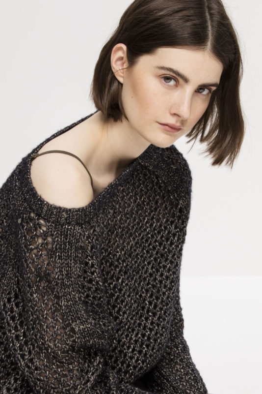 butik luisa sweter siatkowy bydgoszcz