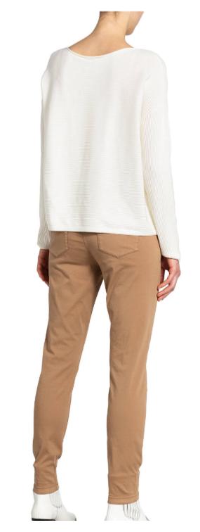 pulower biały elegancki luisa cerano butik bydgoszcz