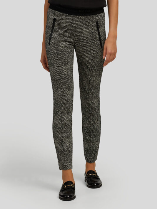 cambio spodnie damskie z zamkiem i ealstycznym pasem sportowe butik luisa bydgoszcz