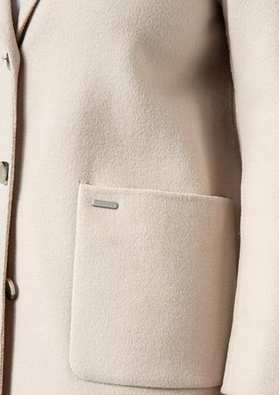 płaszcz milestone damski modowy biały kolor wyjściowy butik luisa Bydgoszcz