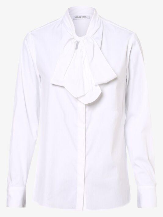 koszula damska biała louis and mia butik luisa bydgoszcz długa