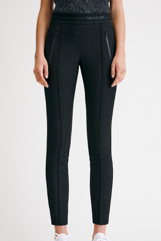 spodnie-cambio-ranee-grafitowe-z-zamkami-elastyczny-pas-butik-luisa-bydgoszcz
