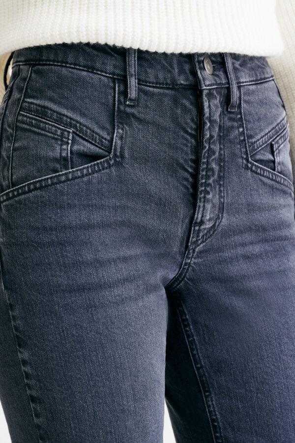 spodnie-cambio-damskie grafitowe sportowe wygodne butik luisa bydgoszcz