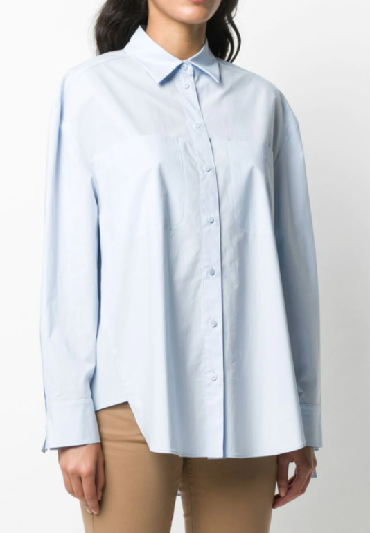 bluzka-luisa-cerano-koszula damska jasnoniebieska elegancka butik luisa bydgoszcz
