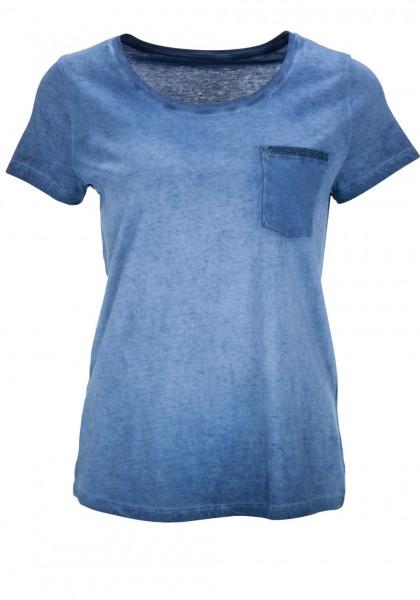 t-shirt-princess-goes-hollywood-damski bawełniany niebieski butik luisa bydgoszcz