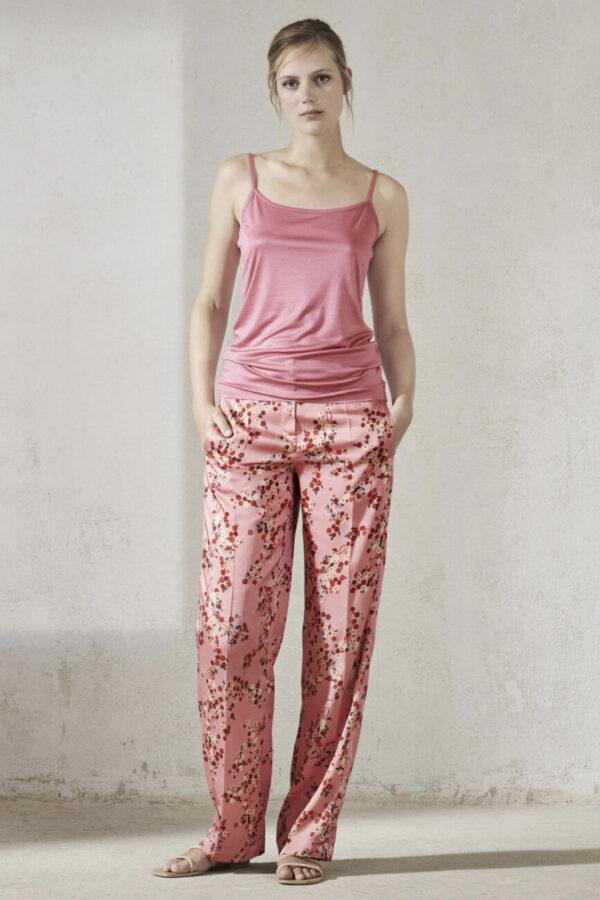 top-luisa-cerano-klasyczny różowy na ramiączkach butik luisa bydgoszcz