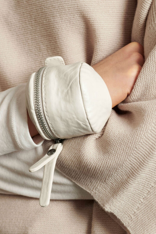 torebka-luisa-cerano-biała na rekę paske mini elegancka butik luisa bydgoszcz