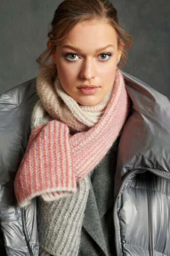 szal-luisa-cerano-damski miękki miły kolorowy modowy elegancki ciepły butik luisa